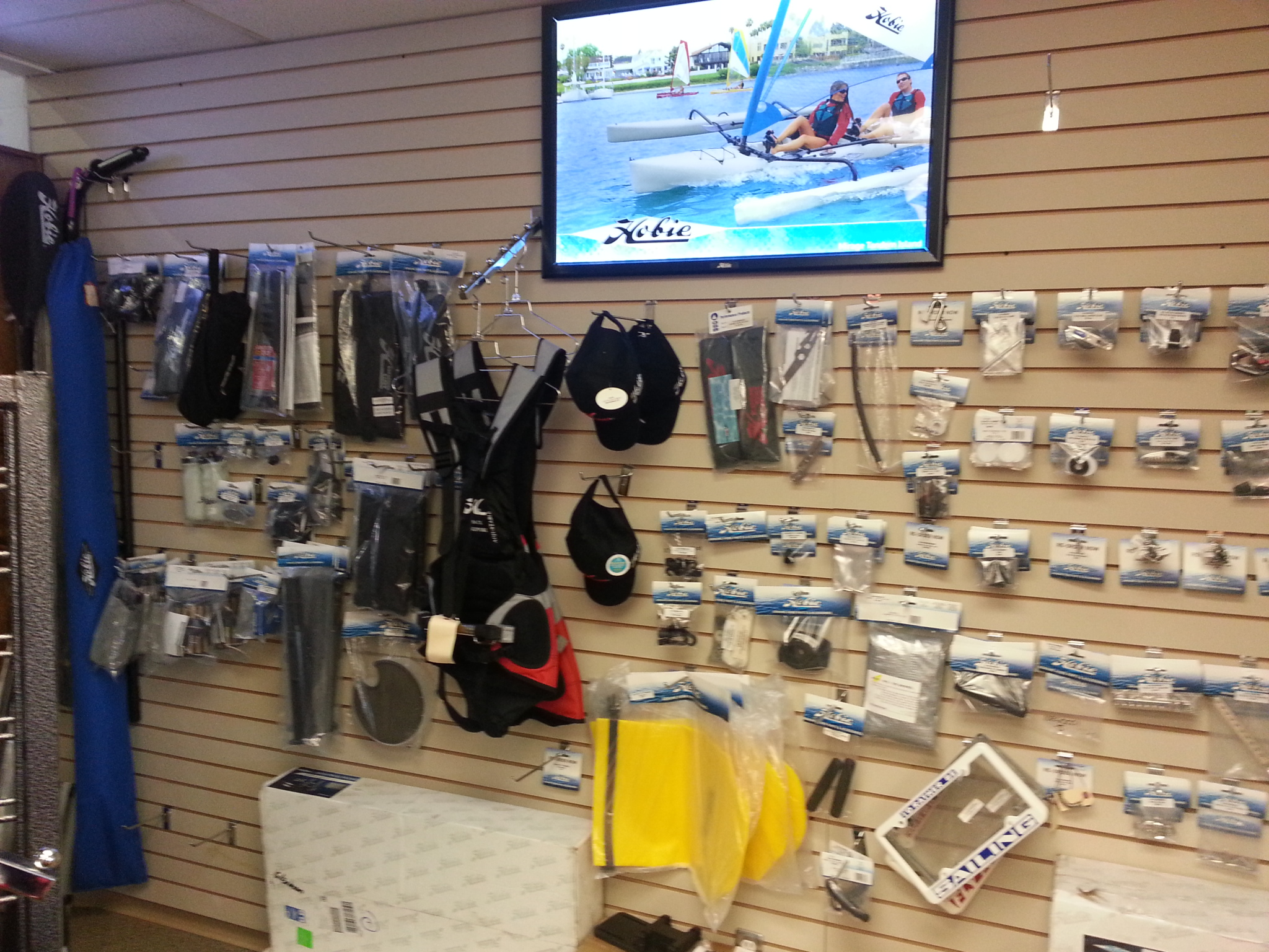 HOBIE PARTS AND FITTINGS