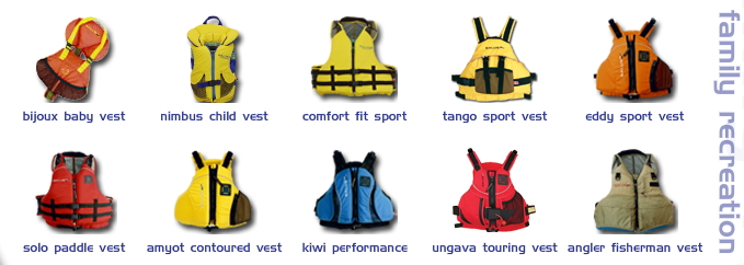 SALUS PFD - FAMILY & RECREATION